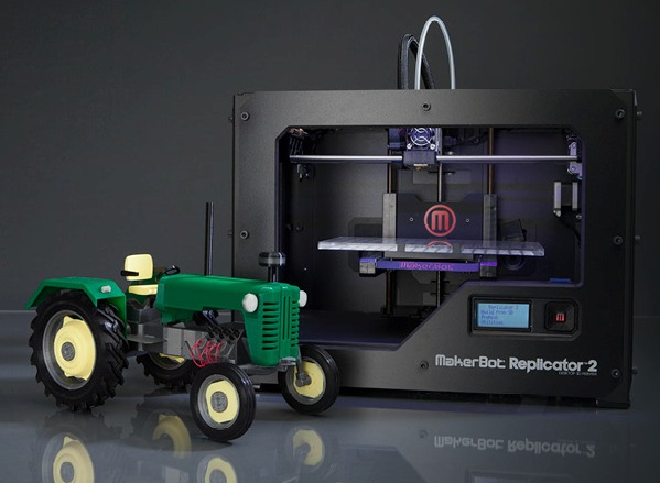 MakerBot-Replicator-2-3D-printer