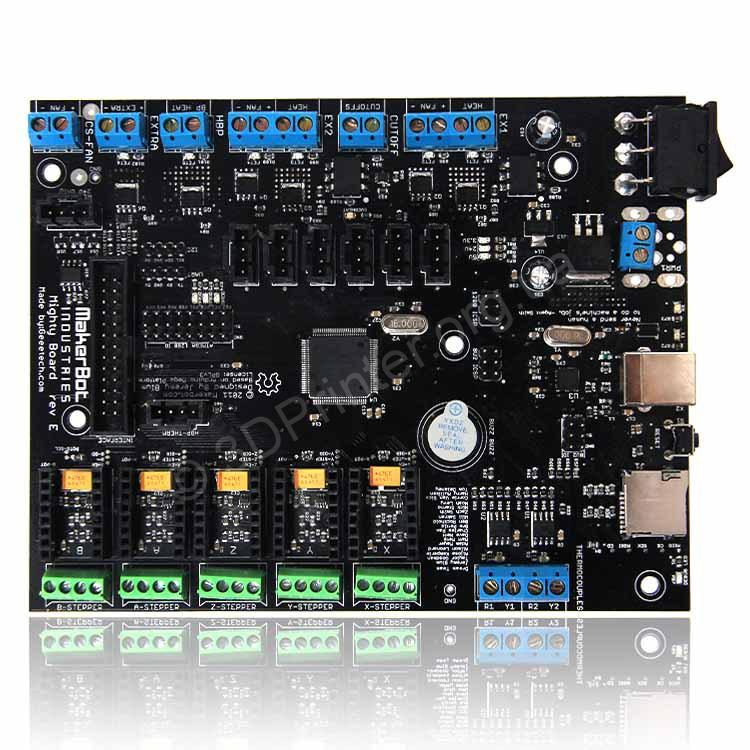Geeetech-MightyBoard-Atmega1280-Open-Source-3D-Printer-Control-Board-for-MakerBot-free-shipping