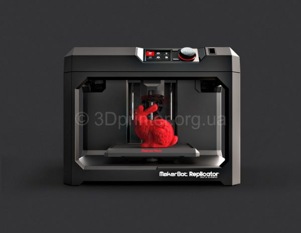 3D принтер MAKERBOT REPLICATOR DESKTOP - 2014 (5th Generation)