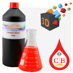 FunToDo resin cb red