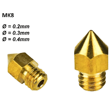 3d printer mk8-nozzle-ukraine