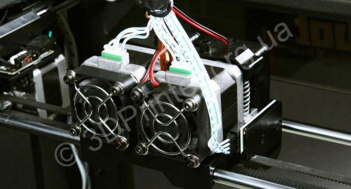 3d printer sale two extruders