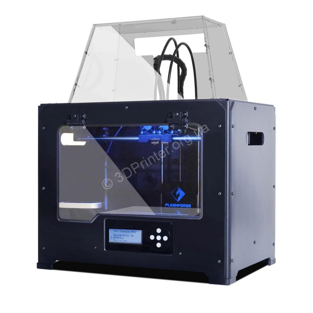 3d printer close case