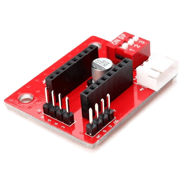 stepper-motor expansion board