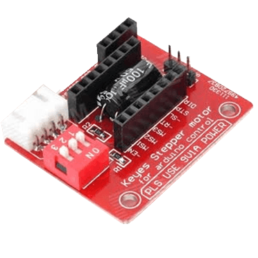 stepper motor expansion board