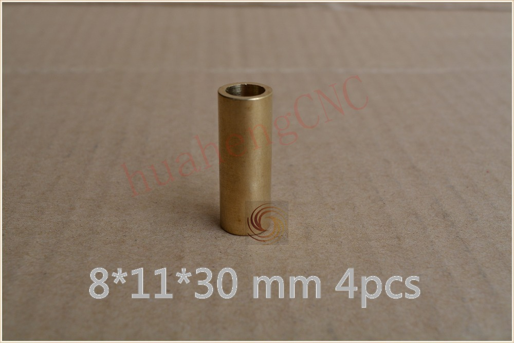 4pcs-8mm-bearing-bushing-3d-printer-accessory-Ultimaker-copper-font-b-bush-b-font-sintered-8