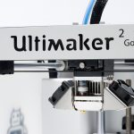 Ultimaker 2 GO Detail #1