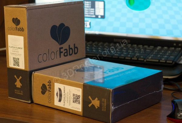 BronzeFill  от компании ColorFabb