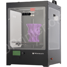 Mankati ukraine dual extruder 3d printer