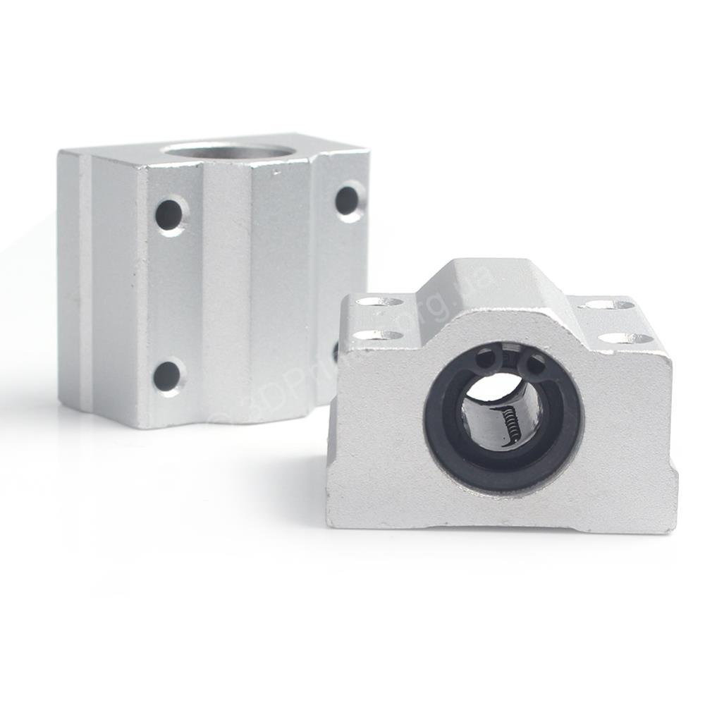 2x-SC8UU-SCS8UU-Linear-Motion-Ball-Bearings-Slide-Block-Bushing-For-8mm-Linear-Shaft-Guide-font