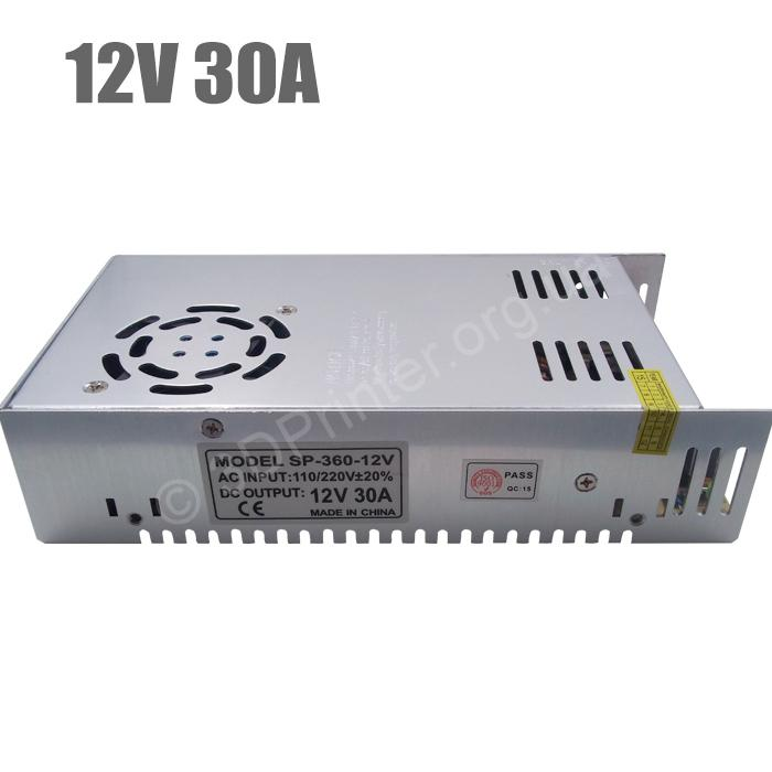 Newest-360W-12V-30A-font-b-Switching-b-font-font-b-power-b-font-supply-for