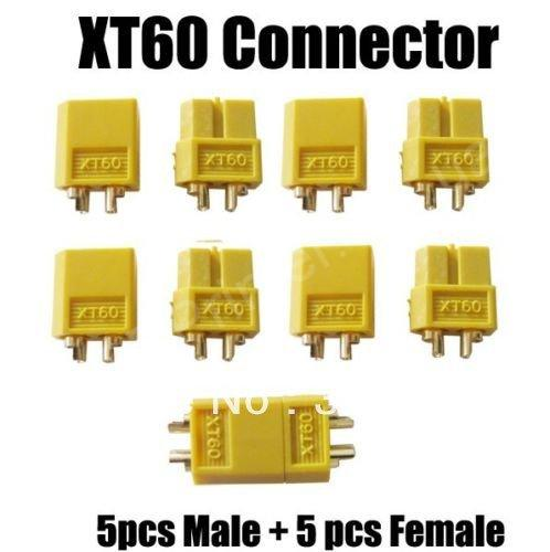 rc-plug-battery-font-b-XT60-b-font-gold-plated-font-b-connectors-b-font-with