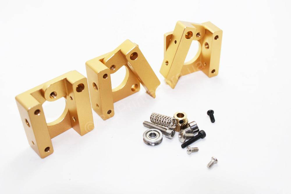 3D-printer-accessories-MK8-extruder-aluminum-block-DIY-kit-Makerbot-dedicated-single-nozzle-extrusion-head-aluminum (2)