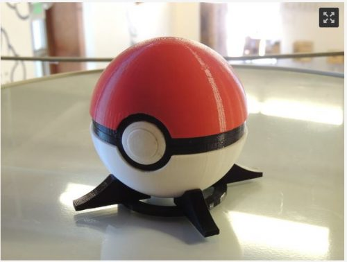 Pokeball_3dprinter