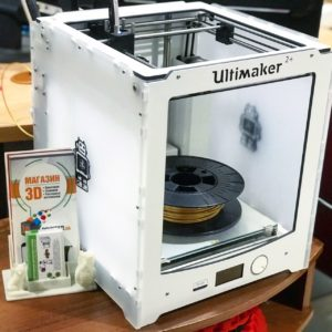 3D принтер Ultimaker 2+  used