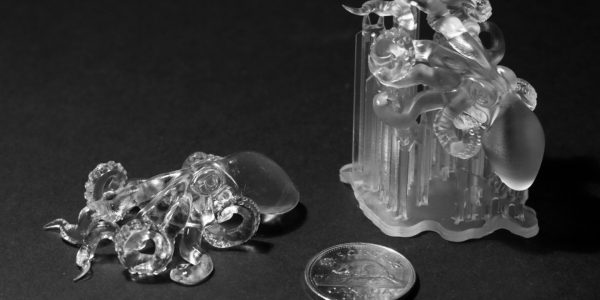 Фотополимер Formlabs Clear Resin