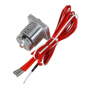 Multi-extrusion 3 In 1 Out Hotend Kit Multi Color Hot End