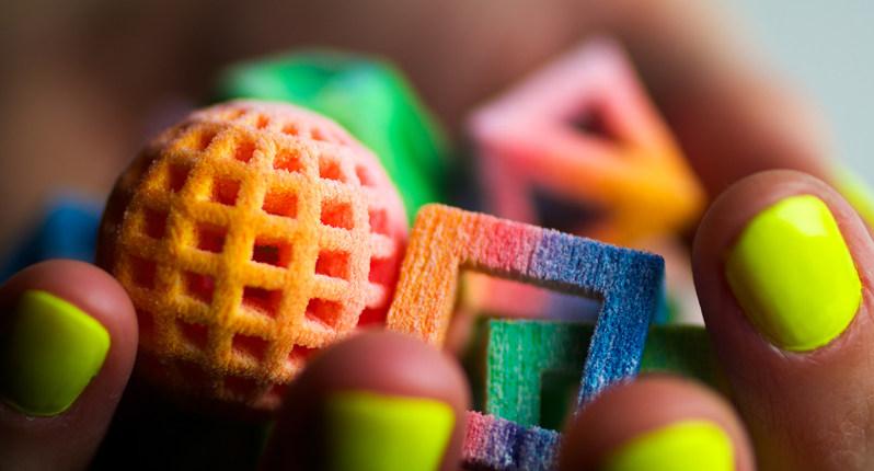 Новый этап в сфере пищевой 3D-индустрии