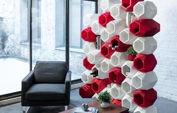 11 лучших 3D печатных проектов мебели