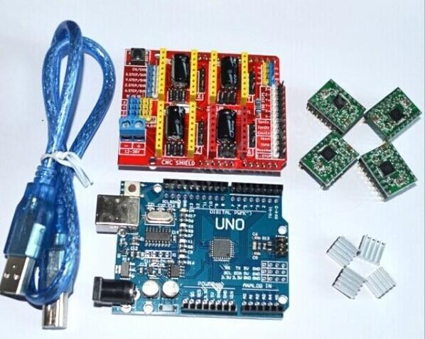 3D printer controller without driver- Based on the